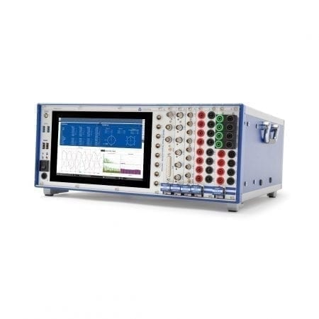 Power Analyser Chassis